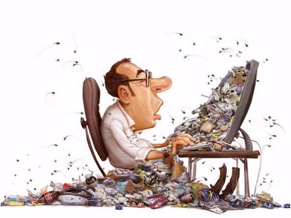 Помойка интернет