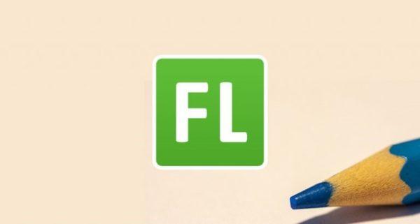 FL большое лого