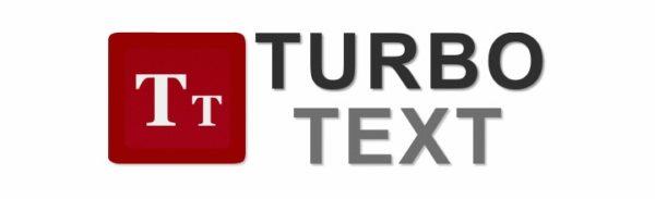 TurboText Logo