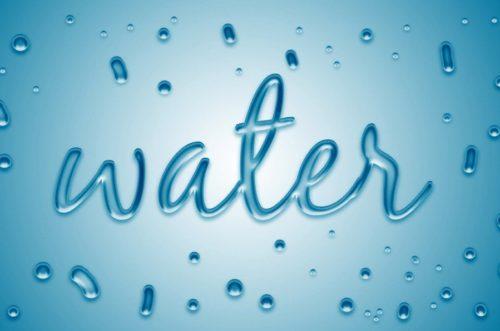 Water капельки