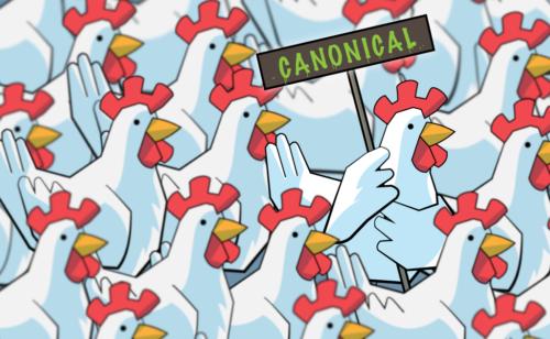 Петушки Canonical