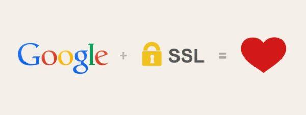 google + ssl
