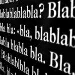 Что такое заспамленность текста?
