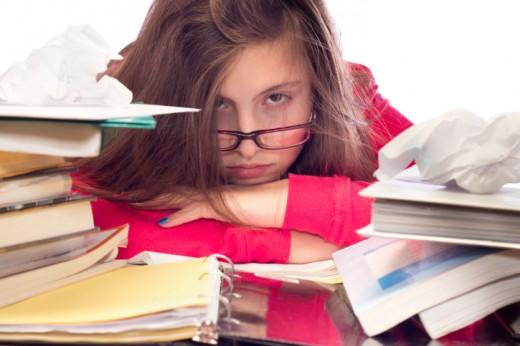 Студент за книжками