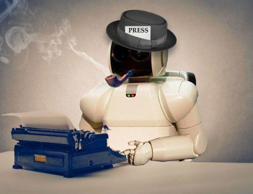 Робот писатель