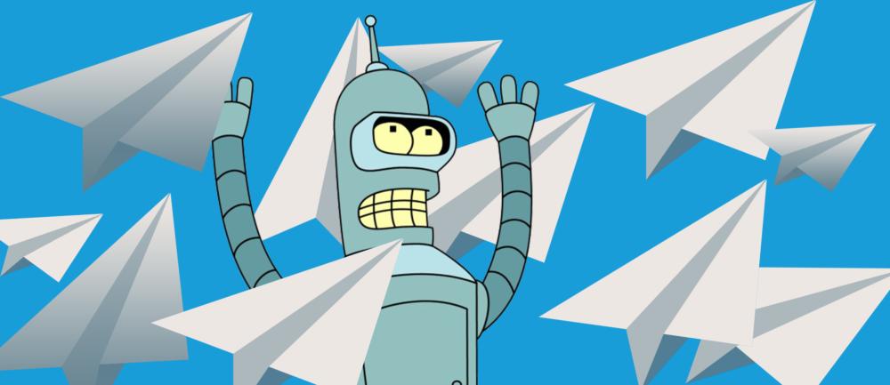 Робот телеграм